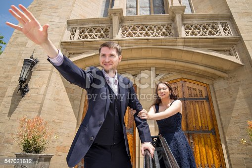 istock Groom Running Away 547021612