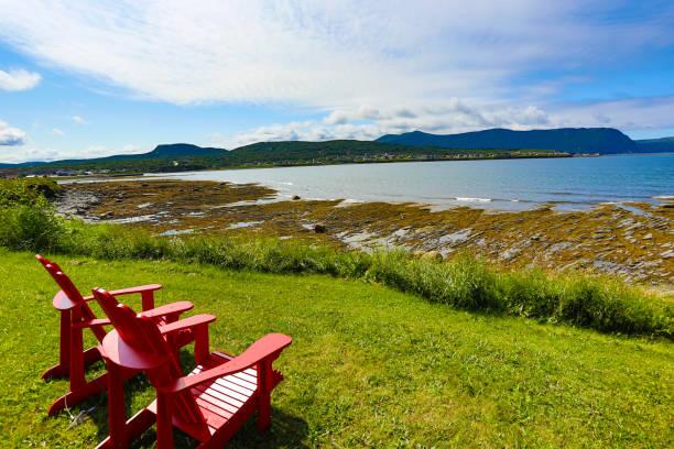 Gros Morne, Newfoundland and Labrador, Canada stock photo