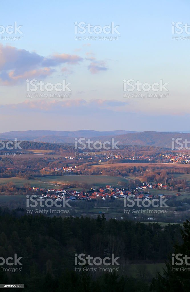 Grossensee royalty-free stock photo