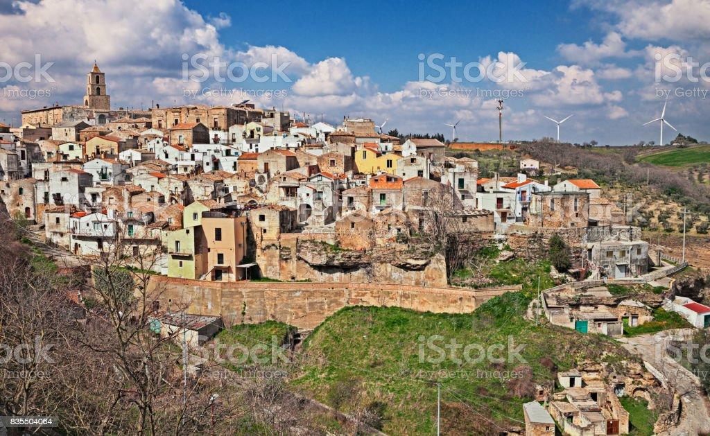 Grottole, Matera, Basilicata, Italy - foto stock