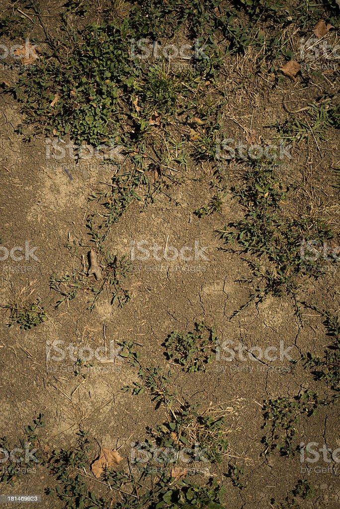 Ground stock photo