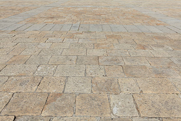 Ground surface stock photo