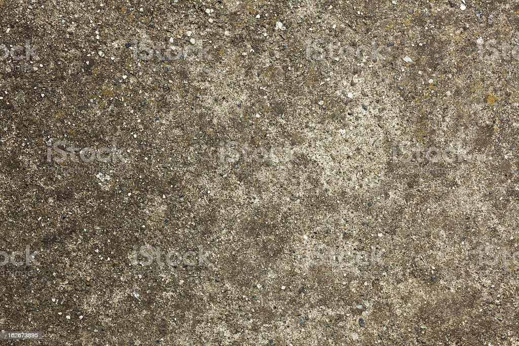 Ground texture royalty-free stock photo