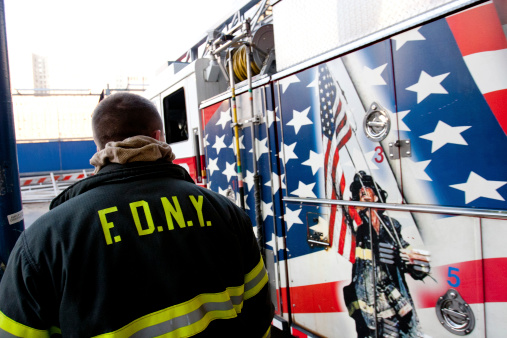 FDNY Ground Zero Fire Department