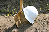 istock Groundbreaking Tools 139689192