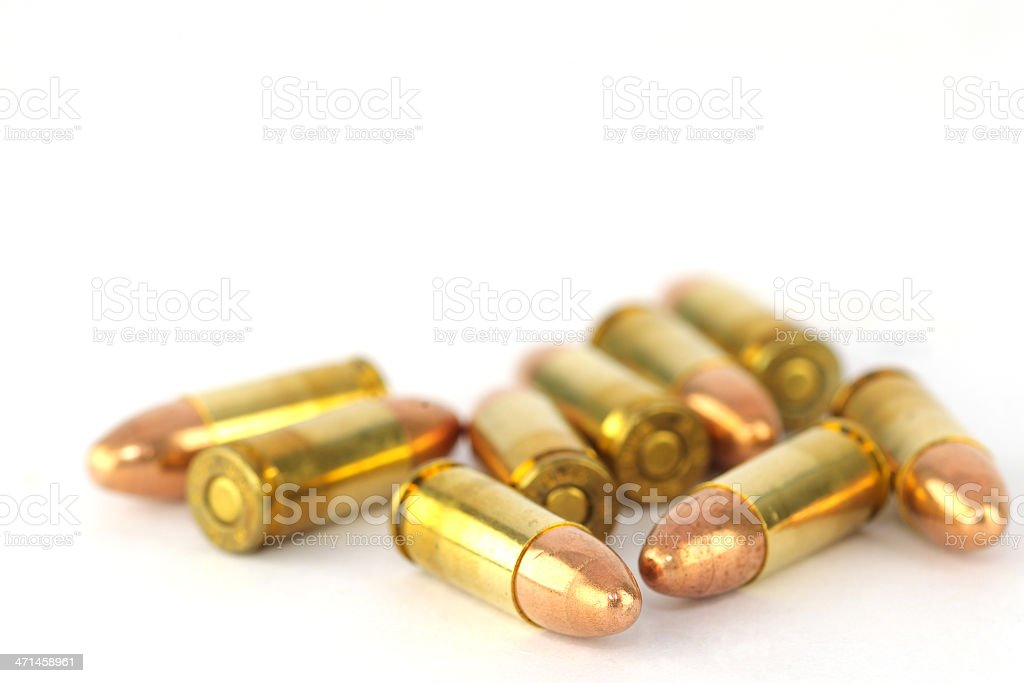 Group Bullets royalty-free stock photo