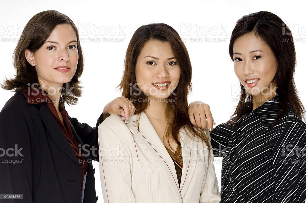 Group Business royalty-free stock photo