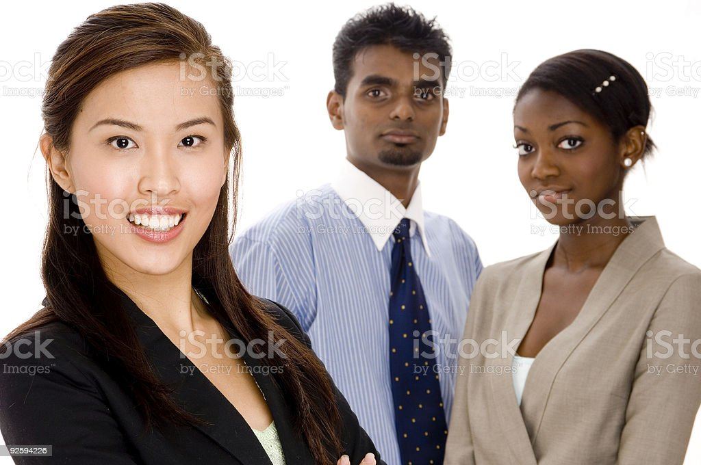 Group Business Team royalty-free stock photo