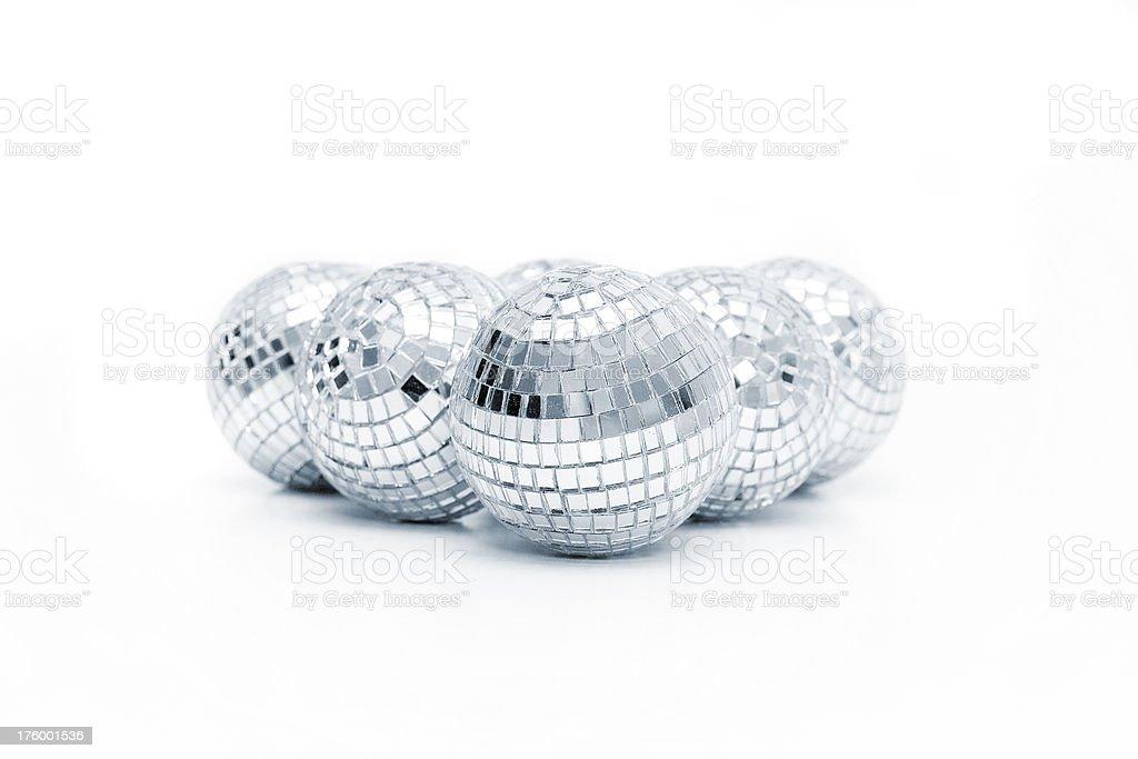 Group disco royalty-free stock photo