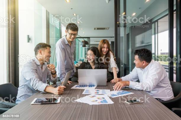 Group of asianbusiness people with casual suit working and with picture id843478168?b=1&k=6&m=843478168&s=612x612&h=cm7omd61ozcwikcxcmjr9 6ohvllzfweawuwe85wqza=