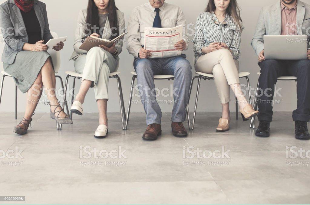 Gruppe des business Personen – Foto