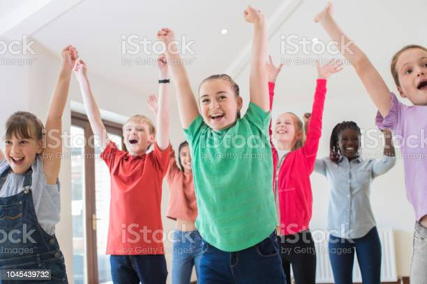 Group of children enjoying drama class together picture id1045439732?b=1&k=6&m=1045439732&s=612x612&h=cscrdqzvjsjx7zabsgv9tlyr649xxmvaem 2 6obhpi=