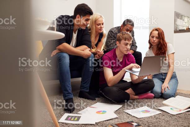 Group of college students in lounge of shared house studying together picture id1171101801?b=1&k=6&m=1171101801&s=612x612&h=eyjckkyhm twr6 5qcv5sjf3ci0ycyzywk  4yffang=