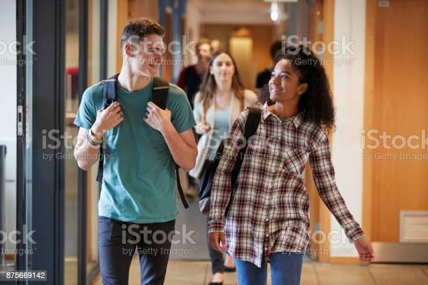 Group of college students walking through college corridor picture id875669142?b=1&k=6&m=875669142&s=612x612&h=czvjvssjx2rt5omxthdglc6alvptmkwt4n4ud nz8m4=