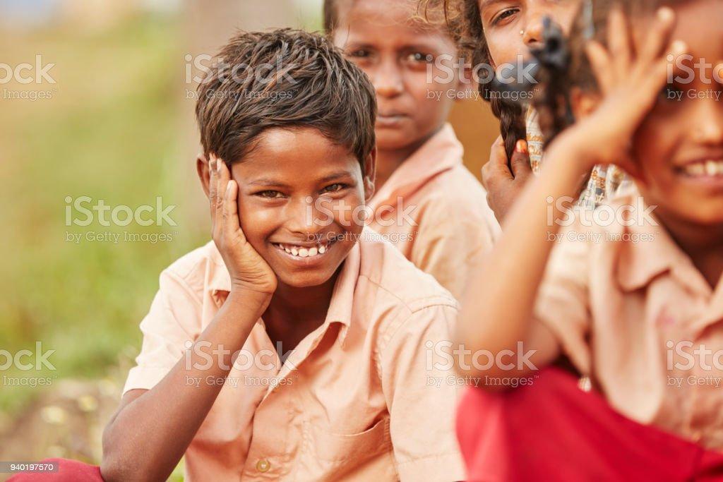 Teenager in Tamilnadu