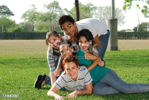 862201618 istock photo Group of friends having fun (series VI ) 174682057