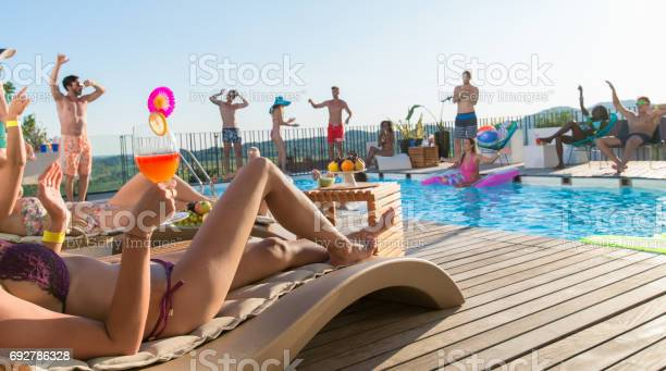 Group of friends having pool party picture id692786328?b=1&k=6&m=692786328&s=612x612&h=iq jrajldsnlbabscqj9unoolne8wofbrimpmv9xybw=