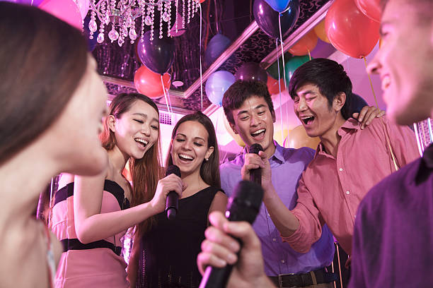 Best Karaoke Stock Photos, Pictures & Royalty-Free Images - iStock