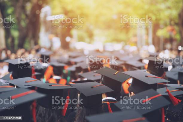 Group of graduates during commencement concept education in the picture id1064204598?b=1&k=6&m=1064204598&s=612x612&h=fk6nexadxorxsv1cv93wsxozhd lidr8onauunvdikg=