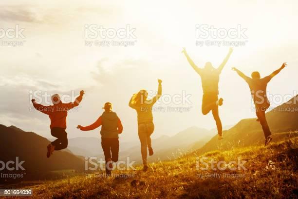 Group of happy friends run and jump picture id801664036?b=1&k=6&m=801664036&s=612x612&h=svjmk1jct1vhkwo2mu6lzswhij2lcdu46uqlt0imzso=