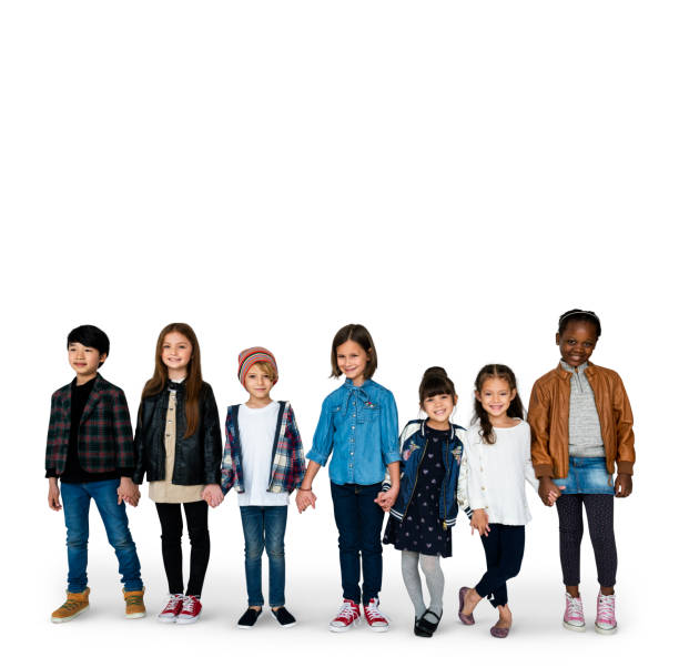 Royalty Free Diversity Multi Ethnic Group Of Children