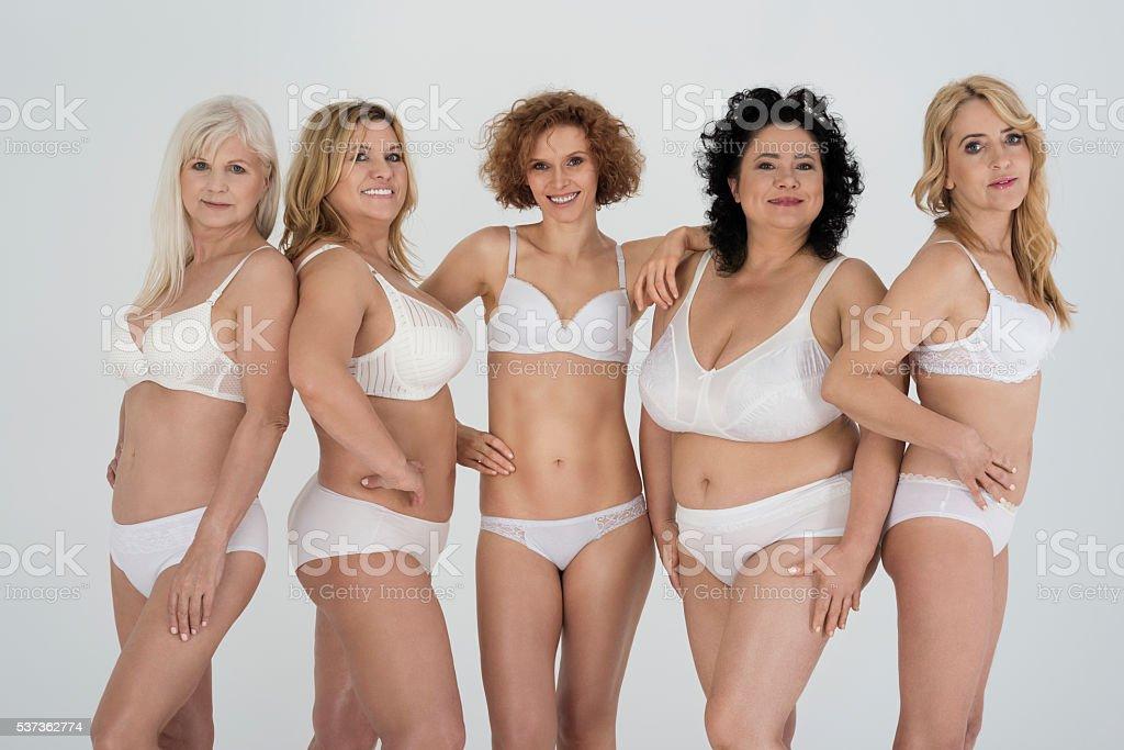 Зрелые самки женщины