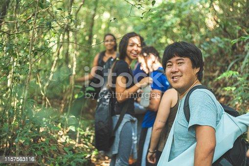 Outdoors, Tourist, Hiking, Walking, Explorer