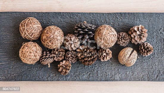 istock group of pine cone 504747522