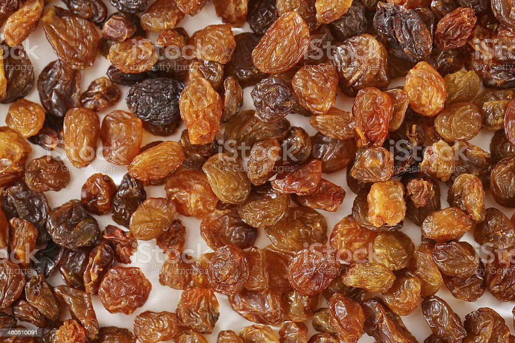 Group of raisins royalty-free stock photo