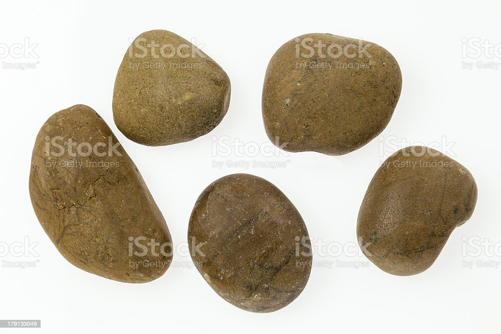 Group Of Rock royalty-free stock photo