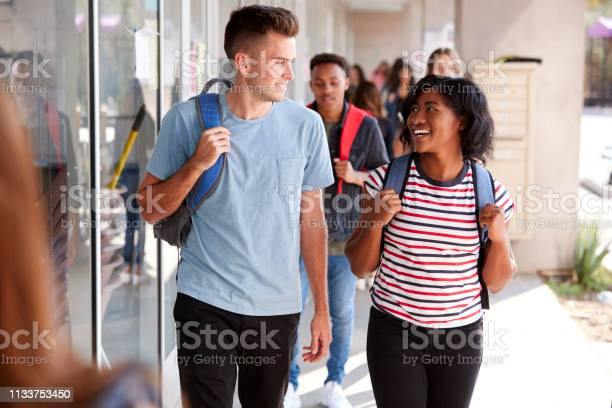 Group of smiling male and female college students walking in school picture id1133753450?b=1&k=6&m=1133753450&s=612x612&h=cullyrtjw8bsoihscenuimsiizovnmftbzzls gdvmy=
