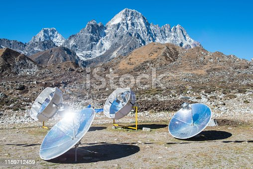 How to using the energy sustainable equipment in Nepal.