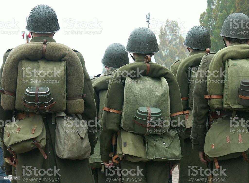 Soldats - Photo