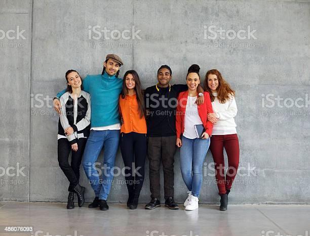 Group of stylish young university students on campus picture id486076093?b=1&k=6&m=486076093&s=612x612&h=z3vqmpj lfredgducwriqgzvb2rosptocjqq kmzqmy=
