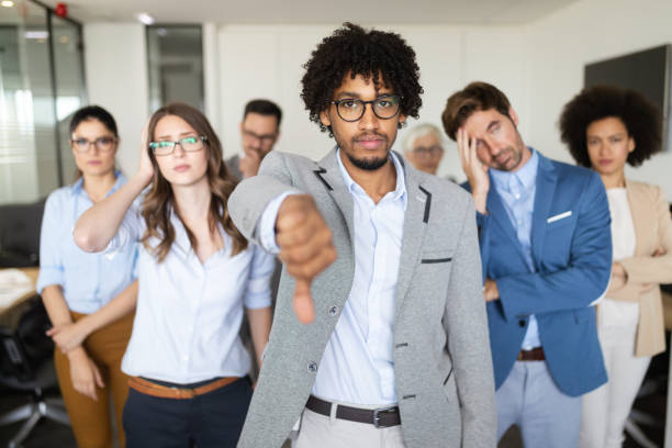 1,980 Unhappy Group Of Employees Stock Photos, Pictures & Royalty-Free  Images