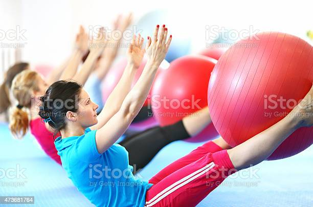 Group of women doing pilates picture id473681764?b=1&k=6&m=473681764&s=612x612&h=0agcvfqwooirfxovyxq ndl1kotqahswccmtv2wx7ik=