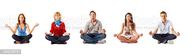 Group of young meditating people picture id144210731?b=1&k=6&m=144210731&s=612x612&h=mfdpbegc1daxp1hy ovcuslsxwiqragacit6 2fqhmg=