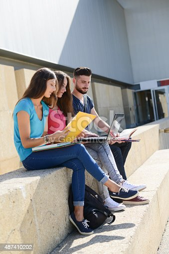 istock group of young students boys and girls on university campus 487410202