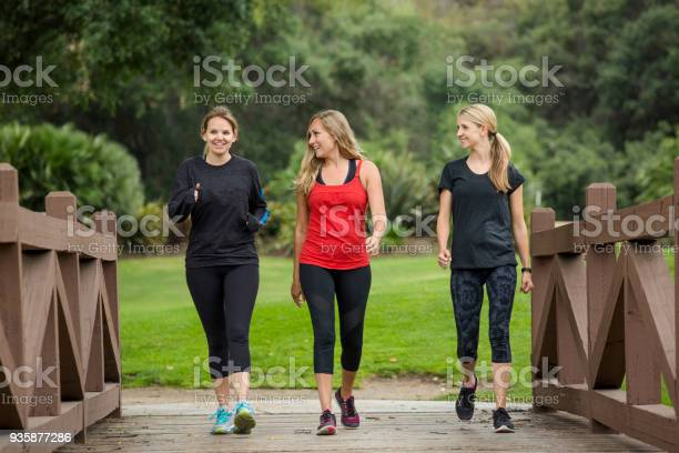 Group women in their 30s walking together in the outdoors picture id935877286?b=1&k=6&m=935877286&s=612x612&h=zyknm9pn4umrl cv xgm6df 7 7m6dlzw0drs1z563o=