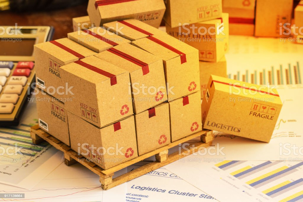 Grouping of financial investment products on wood pallet. Ideas for assembling a portfolio of assets which are held directly by investors. which expected return is maximized for a given level. Grouping of financial investment products on wood pallet. Ideas for assembling a portfolio of assets which are held directly by investors. which expected return is maximized for a given level. Box - Container Stock Photo