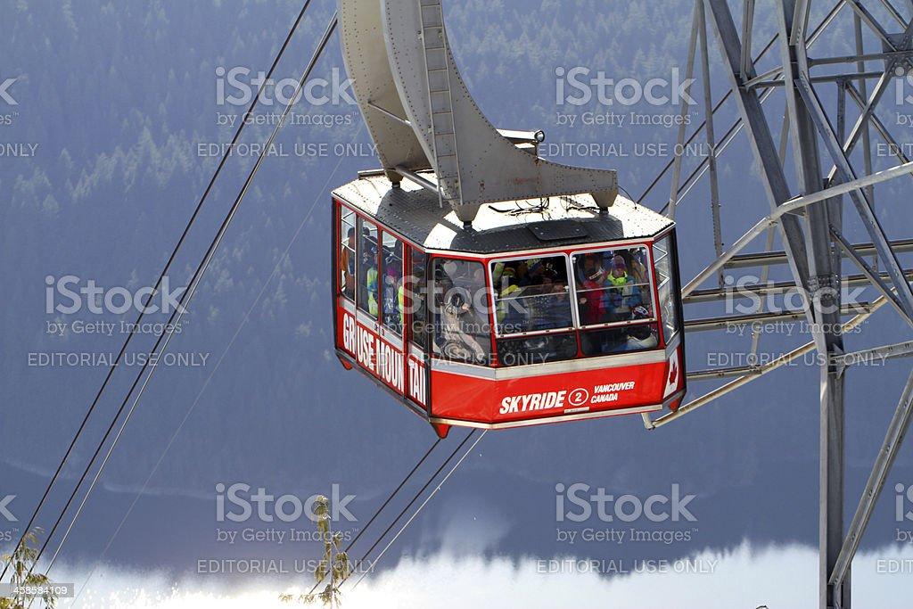Grouse Mountain Skyride – Foto