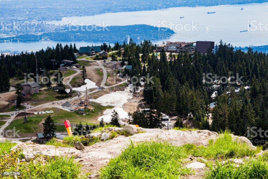 Grouse Mountain Vancouver – Foto