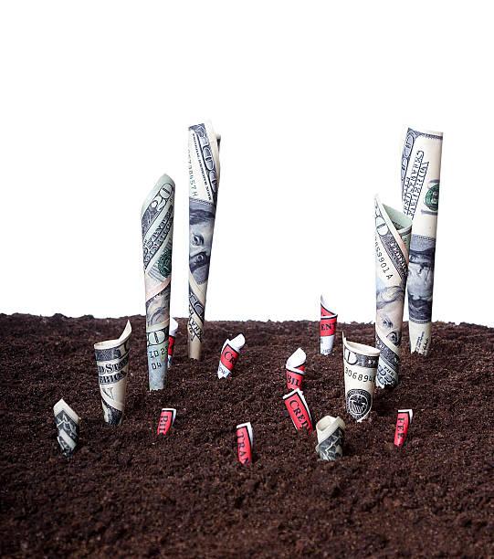 Steigende Geld – Foto