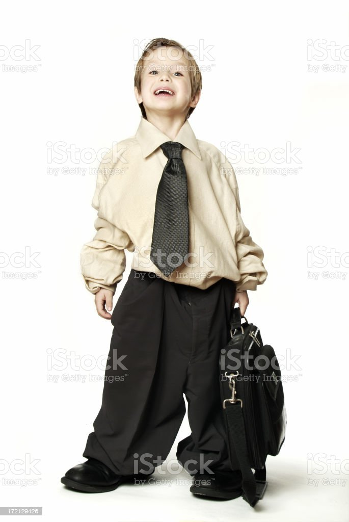 Growing Potential royalty-free stock photo