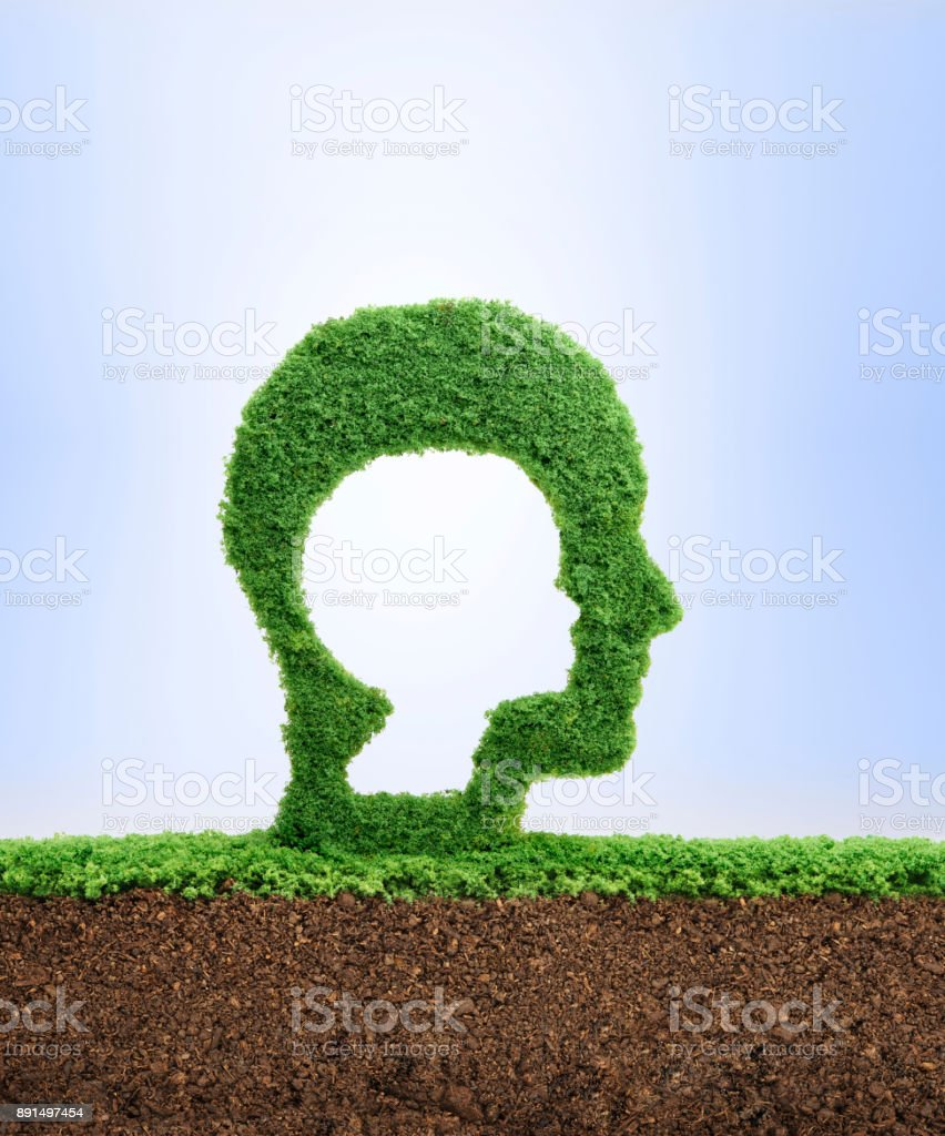 Growing up ageing concept stock photo
