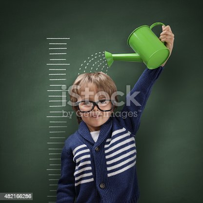 istock Growing up 482166286