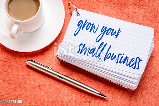istock grown your small business 1142278155
