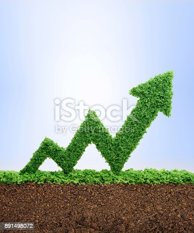 istock Growth and development concept 891498072