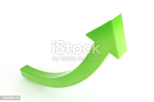 istock Growth Arrow 484286132