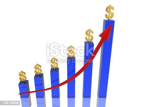 600166766istockphoto Growth Chart 136156690